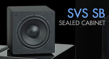 SVS SB - sealed cabinet